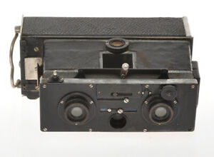 Ica-Polyscop-Stereo-45x107-with-Novar-60-6-8-c-1915-sold-as-is