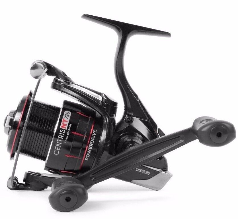 Preston  Innovations Centris NT 320 Reel Brand New 2018- Free Delivery  world famous sale online