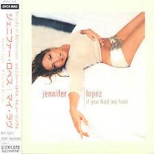 If You Had My Love / No Me Ames Lopez, Jennifer MUSIC CD