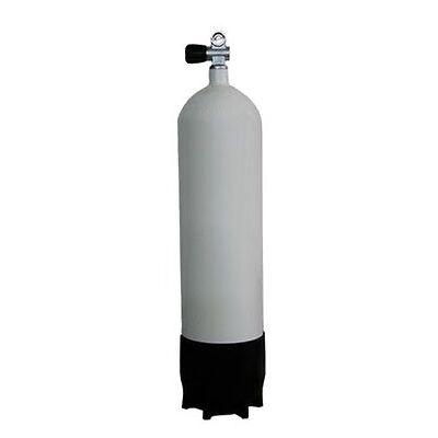 Polaris 12 Liter Tauchgerät Tauchflasche Pressluftflasche mit Ventil (lang) NEU