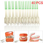 40 Pcs Soft Clean Interdental Brushes Dental Oral Care Tool High Quality TRE