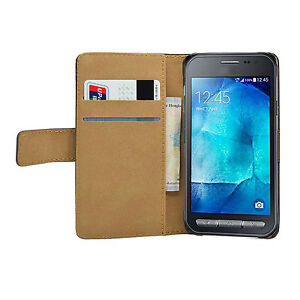 WALLET-Leather-Flip-Case-Cover-Pouch-Saver-For-Samsung-Galaxy-Xcover-3-SM-G388F