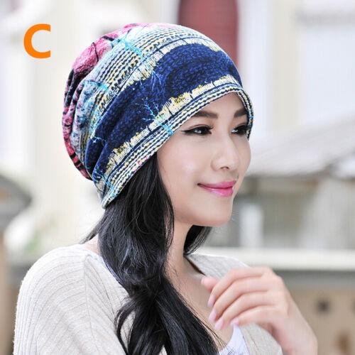 Unisex Mens Womens Beanie Hat Knitted Hat Scarf Ski Slouch Winter Warm Hat Cap