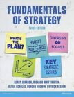 Fundamentals of Strategy with MyStrategyLab Pack by Richard Whittington, Gerry Johnson, Kevan Scholes, Patrick Regner, Duncan Angwin (Mixed media product, 2014)