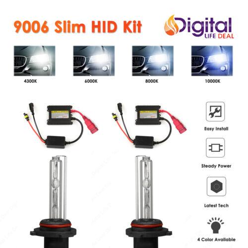 35W 9006 HB4 Xenon Conversion Premium HID Slim Kit for Fog Light A