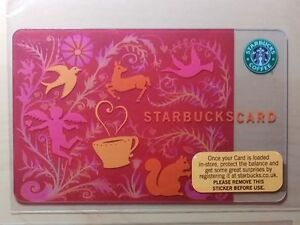 Rare-2007-034-RENAISSANCE-034-Starbucks-UK-Payment-Card-ICM-331