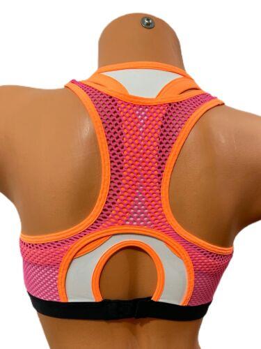 Victorias Secret Sport Angel Medium Support Underwire Memory Fit Sports Bra