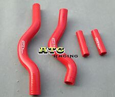 For Suzuki RM250 01-08 02 03 04 05 06 07 08 2007 2006 Silicone Radiator Hose