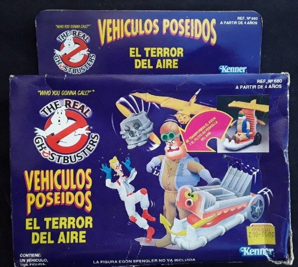 suministro de productos de calidad Vintage Vintage Vintage el Real Ghostbusters aire enfermedad embrujada vehículo Jocsa plataina Nuevo En Caja  Entrega rápida y envío gratis en todos los pedidos.