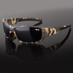 732ca0f0682 Details about Men s Vertex Polarized Real Tree Camouflage Camo Sports  Hunting Sunglasses Shade