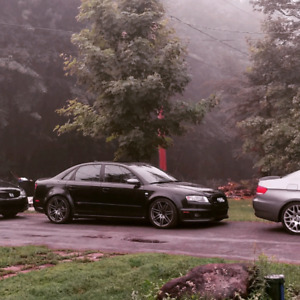 AUDI RS 4 2008 v8 420hp 6vit