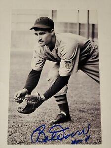 Bobby-Doerr-Boston-Redsox-Autographed-4x6-Photo-HOF