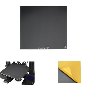 Creality 3D 3mm Ultrabase Heat Bed Glass Plate 310x310mm for CR10//10S 3D Printer