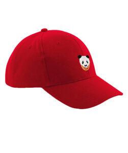 Image is loading Panda-2-Chains-Emoji-Baseball-Cap-Embroidery-Adjustable- 13c88e749fb7