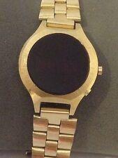 RED LED LCD  Quartz Vintage Lady  Watch lot 8
