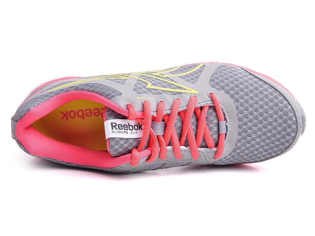 Damenschuhe REEBOK SUBLITE DUO RUN Lightweight Running Running Lightweight Trainers J99587 UK 3.5 EUR 36 c2d51b