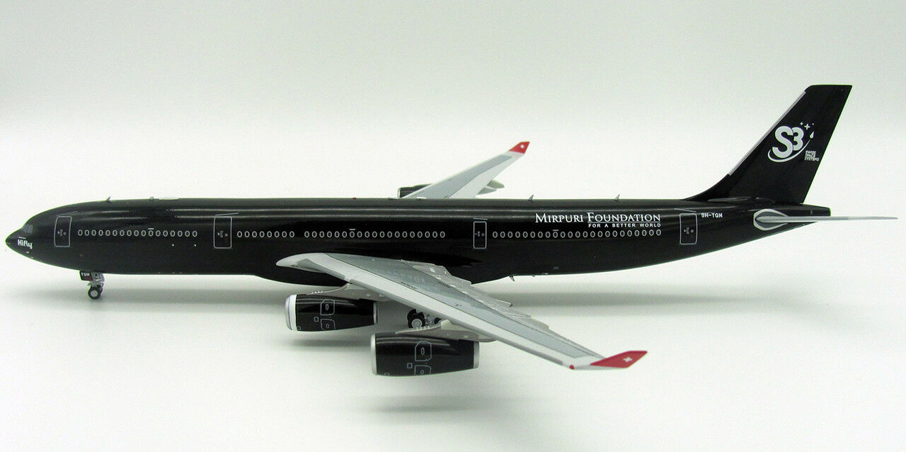 INPLHT200 IF3430617 1  200 SWISS SPACE SYSTEM AIRbuss A340 -300 9H -TQM W  STAM