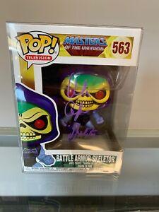 Vinyl Skeletor battle armor MOTU 563  Masters of The Universe Funko POP