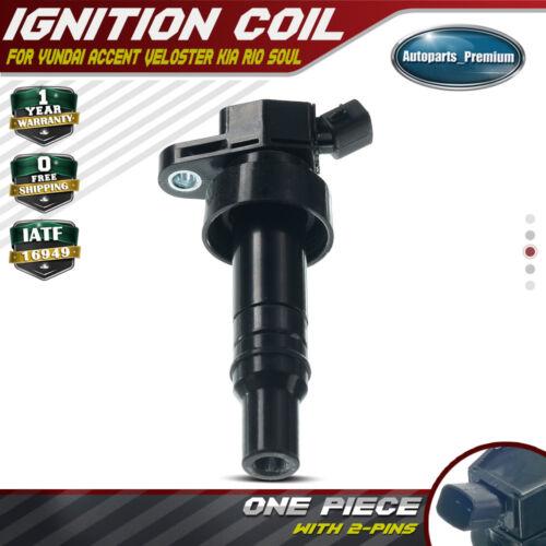 Ignition Coil for 2012-2017 Hyundai Accent Veloster Kia Rio Soul I4 1.6L GN10634