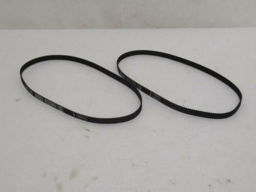 Bando B190MXL Lot-2 Timing Belt 190 Teeth 188963 New-No Box 386mm Long