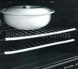 Heat Resistant Silicone Oven Shelf Guard Strip Hand Arm