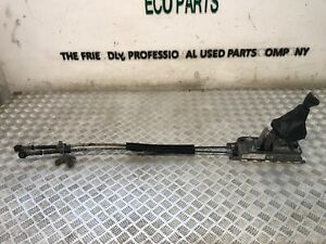 2007-SEAT-LEON-FR-MK2-2-0-TDI-DIESEL-GEAR-CABLE-SELECTOR-GAITER-AND-KNOB-STICK
