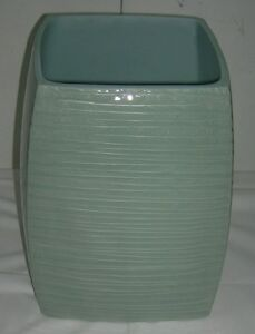 Brand New Bed Bath Amp Beyond Delancy Ceramic Aqua Bathroom