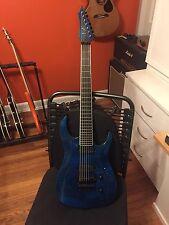 KxK Sii-7 7 string Custom Shop Guitar