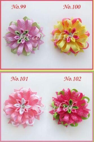 Bird/'s Nest Hair Bow Clip 200 No 100 BLESSING Good Girl Boutique Modern Style C