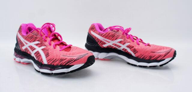 Asics Laufschuhe Damen Pink/schwarz Guidance Line Gr. 42,5