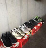 Sneakers, Nike, Adidas, str. 45, Diverse sneakers