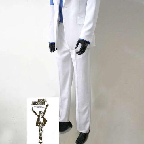 Details about  /cool !Michael Jackson Smooth Criminal Suit Uniform Men/'s Cosplay Costume  YY