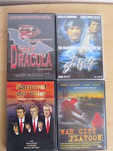 4 DVDs _Spannung_ FSK 16 - Angern, Deutschland - 4 DVDs _Spannung_ FSK 16 - Angern, Deutschland