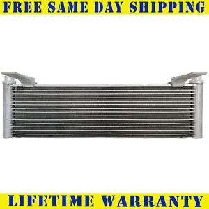 Radiator with Transmission Oil Cooler Compatible with 2004-2008 Ford F150 5.4L with Automatic Transmission and Heavy Duty Cooling