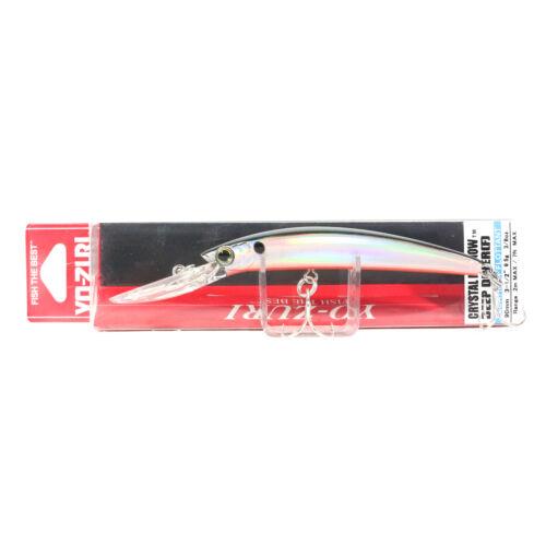 3952 Yo Zuri Crystal Minnow DD 90 mm Floating Lure R538-GT
