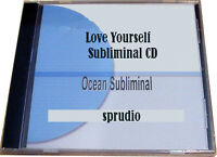 Subliminal Cd Love Yourself- Develop Love For Yourself Ocean Waves -brainwaves