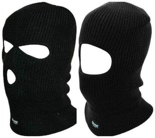 Rock Jock Mask Balaclava Winter Warm SAS Style Army Ski Hat Face Neck Warmer UK