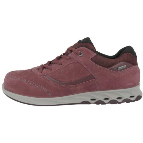 Ecco wayfly Rigger GTX WOMEN Trekking femmes Outdoor Chaussures Bordeaux 835203-52999