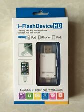 64G i-Flash Drive External memory expansion for iPhone5/6s iPad4  air1/2