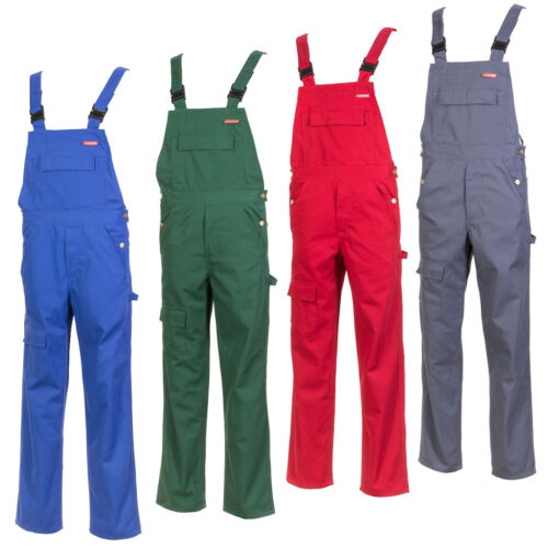 b0f891e99255 Di Fabbro Giardiniere Abbigliamento Da Lavoro Mischgewebe Pantaloni  Salopette FYx6XfqS6