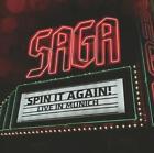 Spin It Again-Live In Munich von Saga (2013)