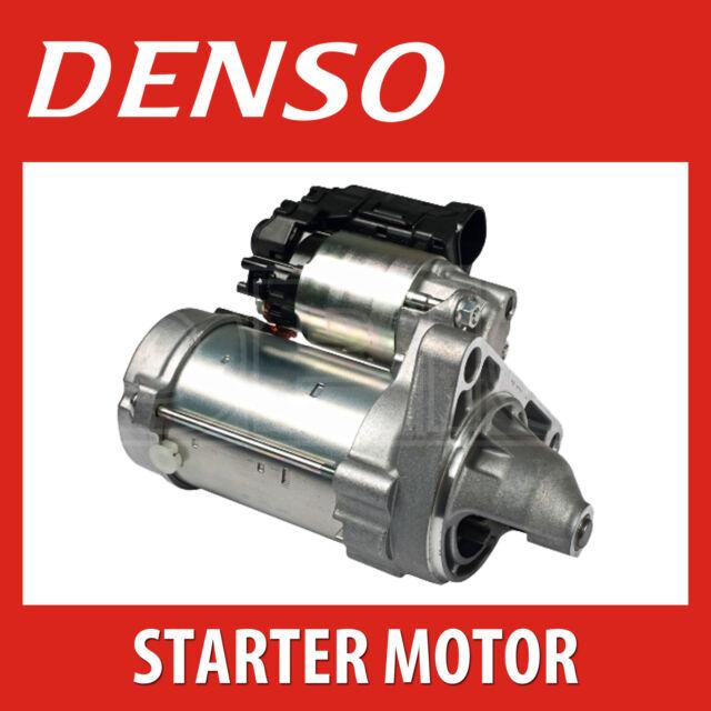 DENSO Starter Motor DSN1238 | BRAND NEW - Fits Toyota Auris, Corolla