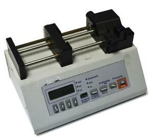 YALE-YA-12-APPARATUS-MULTI-PHASER-LABORATORY-SYRINGE-PUMP-SOLD-AS-IS