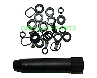 Repair Kit Set of 4 Camry Corolla Prius for Toyota Fuel Injector Denso O-Ring
