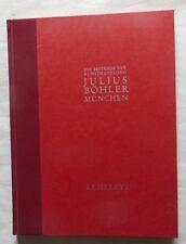 Die bestände der kunsthandlung Julius Böhler München – 1994