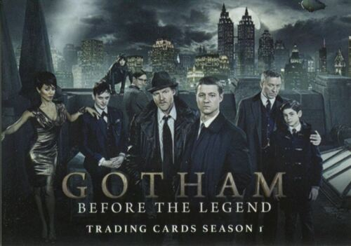 Gotham Before The Legend Season 1 Promo Card P1