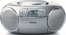 Artikelbild Philips AZ 127/12Radioplayer Cd-Player Silber NEU