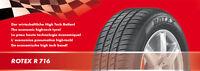 Reifen Sommerreifen Rotex R716 145/70 R 13 71T