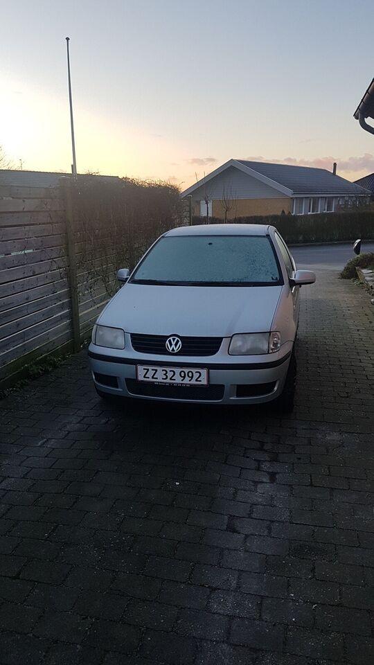 VW Polo, 1,4 16V 75, Benzin