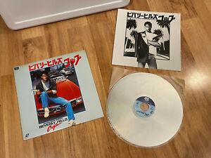 Beverly-Hills-Cop-JAPAN-Ver-LaserDisc-LD-LaserVision
